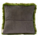 Winter Home Fellimitat Geschenk-Beutel GREENWOLF 30cm
