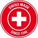 Roviva 3-Kammer Daunen Kissen Schweizer Qualität