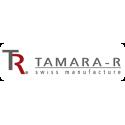 Tamara R Selection Satin Bettwäsche Garnitur Roxi grün orange